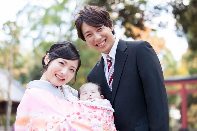 赤ちゃん 神社